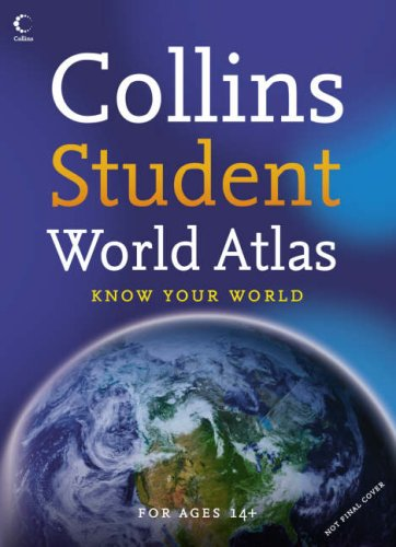 9780007234622: Collins Student World Atlas