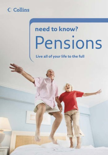 9780007234660: Pensions (Collins Need to Know?)