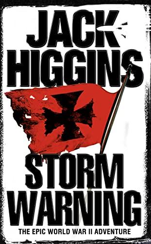 9780007234769: Storm Warning