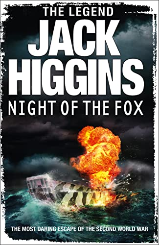 9780007234806: Night of the Fox