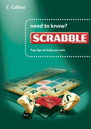 9780007235094: Scrabble: Top Tips to Help You Win (Need to Know?)