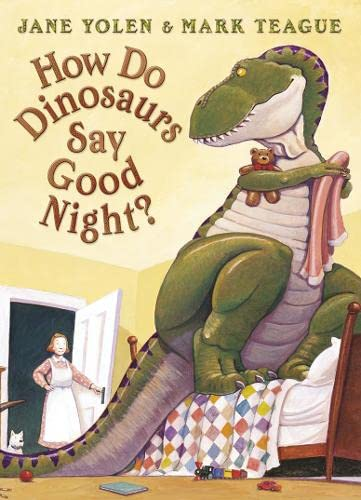 9780007235612: How Do Dinosaurs Say Good Night?
