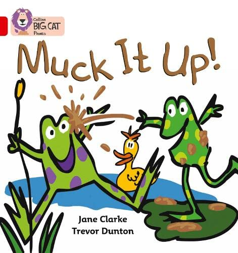9780007235834: Muck it Up (Collins Big Cat Phonics)
