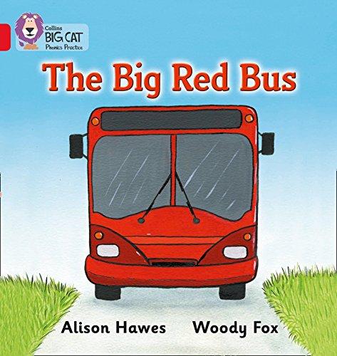 9780007235858: The Big Red Bus (Collins Big Cat Phonics)
