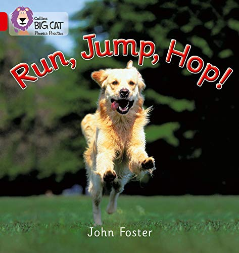9780007235865: Run, Jump, Hop (Collins Big Cat Phonics)