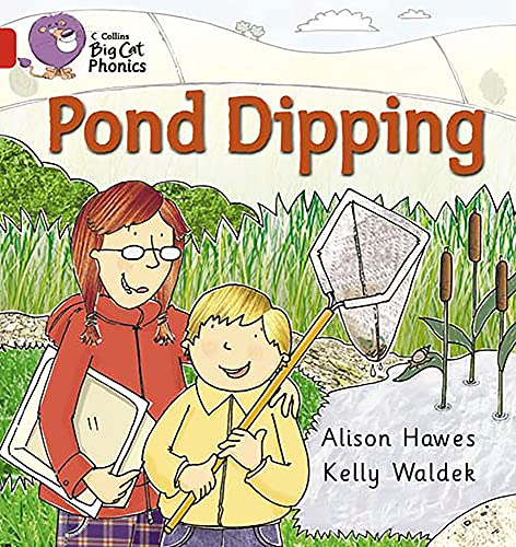 9780007235919: Pond Dipping (Collins Big Cat Phonics)