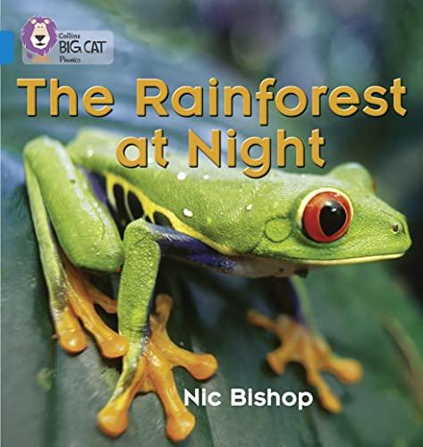 9780007236053: The Rainforest at Night (Collins Big Cat Phonics)