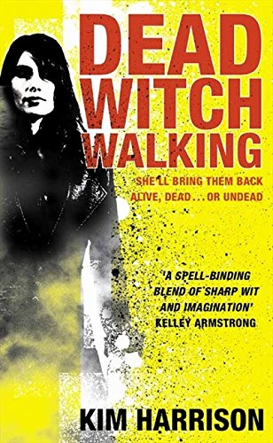 9780007236091: Dead Witch Walking (Rachel Morgan 1)