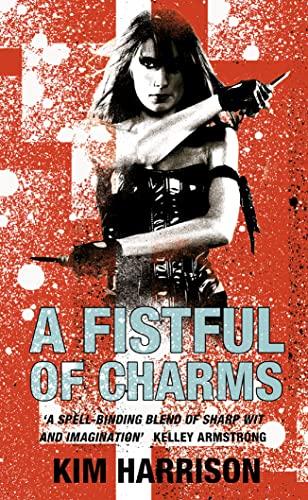 9780007236138: A Fistful of Charms (Rachel Morgan 4)