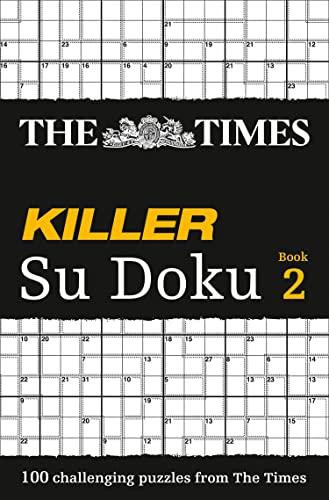 9780007236176: The Times Killer Su Doku 2: 100 Lethal Su Doku Puzzles