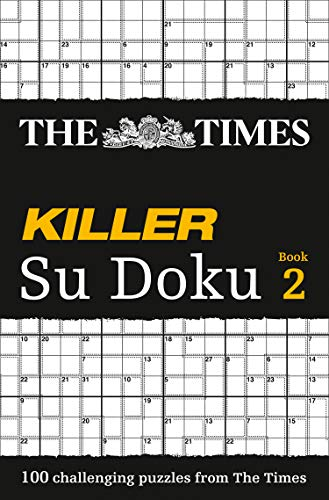 9780007236176: The Times Killer Su Doku Book 2 (Bk. 2)
