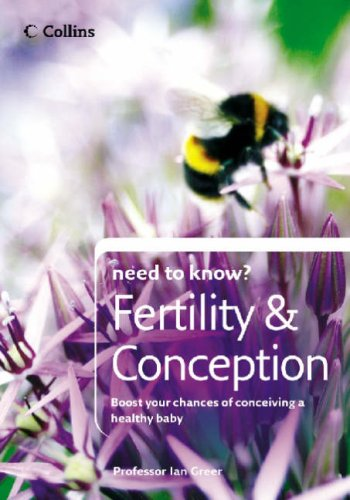 9780007236220: Fertility and Conception (Need to Know?)