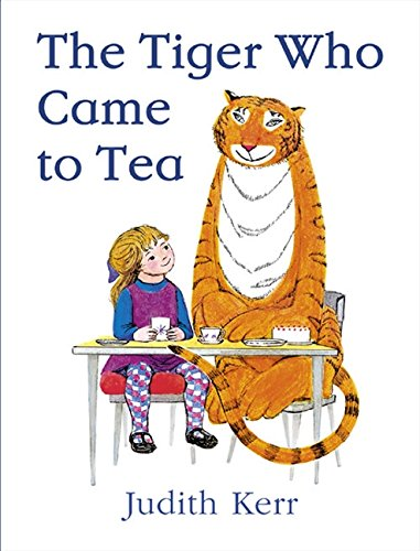 9780007236244: Tiger Who Came to Tea