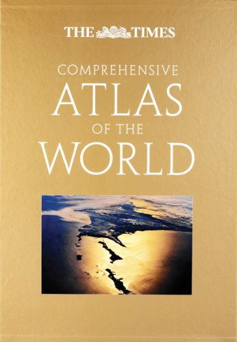9780007236701: The Times Comprehensive Atlas of the World (World Atlas)