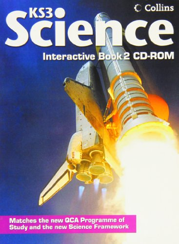 9780007236756: Collins KS3 Science - Interactive Book 2 CD-Rom: Whiteboard Resource: Year 8 Whiteboard Resource Bk. 2 (Collins Key Stage 3 Science)