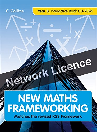 9780007236794: New Maths Frameworking - Year 8 Interactive Book CD-ROM: Whiteboard Resource: Network Licence: Year 8 Whiteboard Resource Bk. 2 CD-ROM