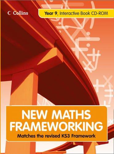 9780007236824: Year 9 Interactive Book (New Maths Frameworking) (Bk. 3)