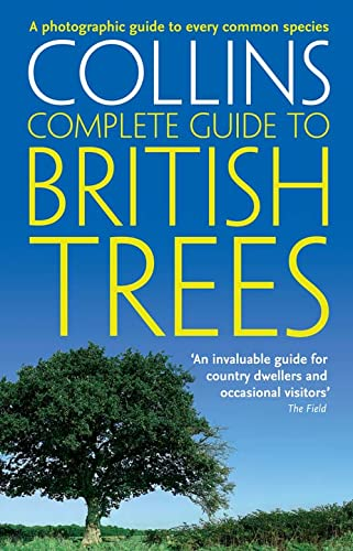 9780007236855: British Trees: A photographic guide to every common species (Collins Complete Guide)