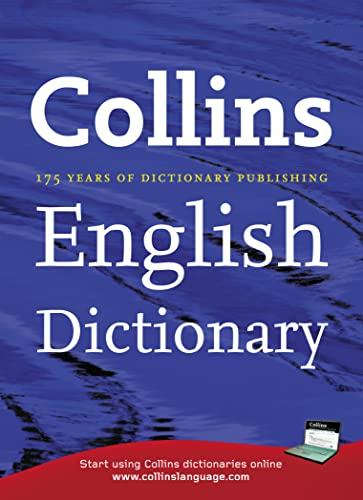 9780007236992: Collins English Dictionary Home Edition