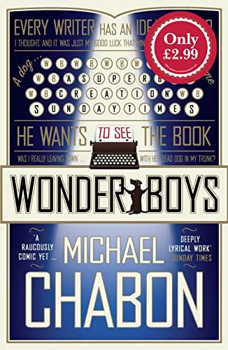 9780007237630: Wonder Boys Waterstones on Pb