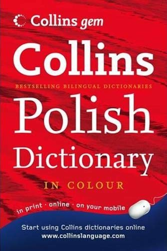 9780007240012: Polish Dictionary (Collins GEM) (English and Polish Edition)