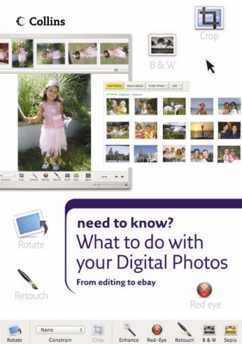 9780007240029: What to do with your Digital Photos (Collins Need to Know?)