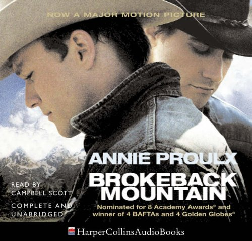 9780007240036: Brokeback Mountain: Complete & Unabridged