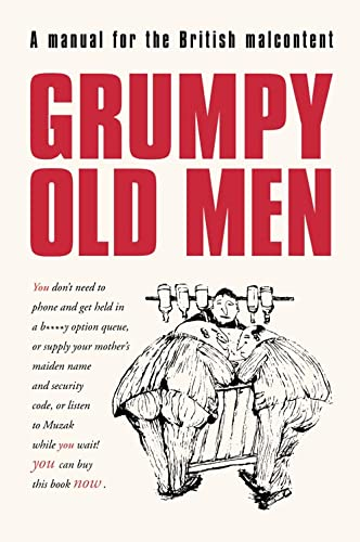 9780007240081: Grumpy Old Men