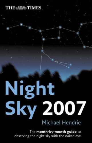 9780007240166: The Times Night Sky 2007 and Starfinder Pack