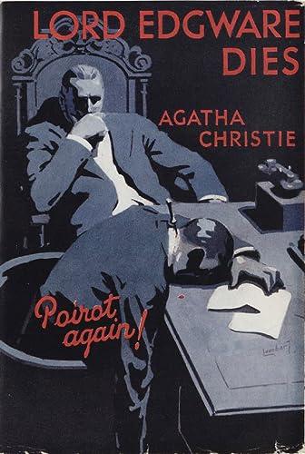 9780007240227: Lord Edgware Dies (Poirot Facsimile Edition)