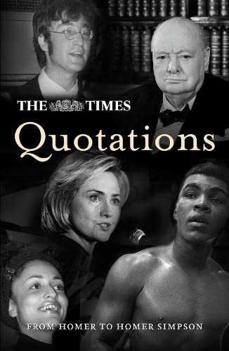 9780007240487: The Times Quotations
