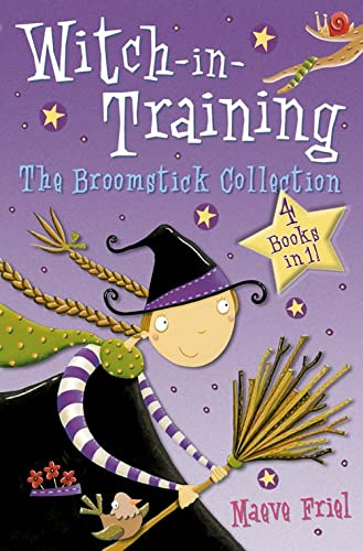 9780007240722: The Broomstick Collection: Books 1-4 (Witch-in-Training)