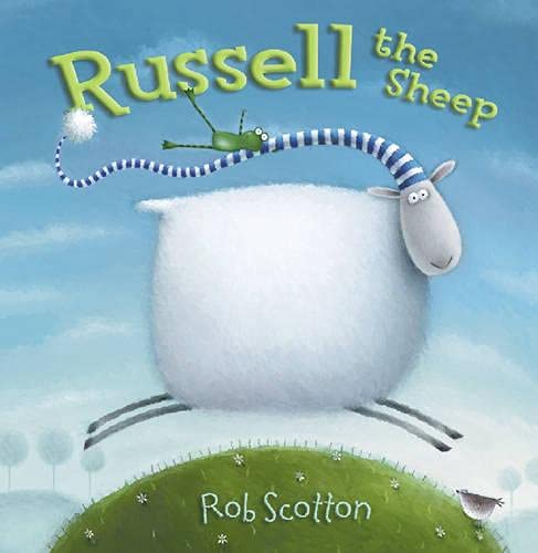 9780007240852: Russell the Sheep Unabridged