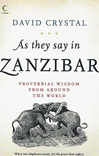 9780007240982: As They Say in Zanzibar