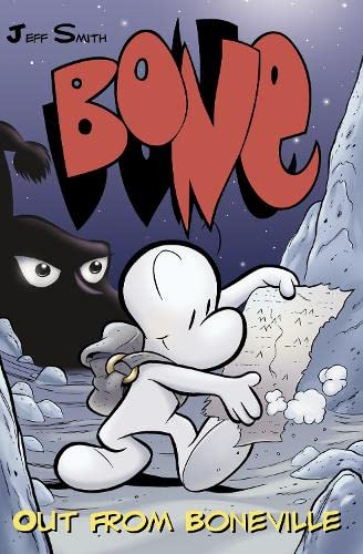 9780007241200: Bone (1) - Out From Boneville