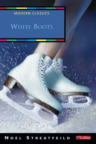 9780007241255: White Boots (Large Print)