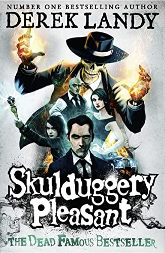 9780007241620: Skulduggery Pleasant (Skulduggery Pleasant - book 1)
