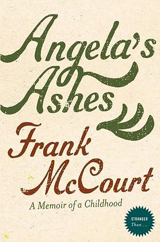 STRANGER THAN. - ANGELA'S ASHES: A MEMOIR: FRANK MCCOURT