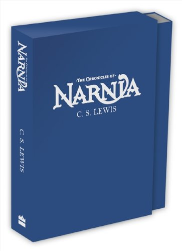 9780007241897: The Complete Chronicles of Narnia: Gift Book in Slipcase (The Chronicles of Narnia)
