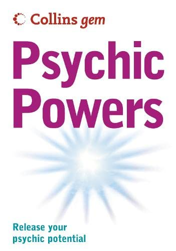 9780007242016: Psychic Powers (Collins Gem)