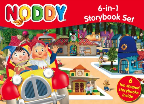 9780007242122: Noddy 6-in-1 Storybook Set