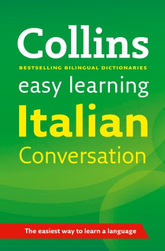 9780007242177: Easy Learning Italian Conversation (Collins Easy Learning Italian) (English and Italian Edition)