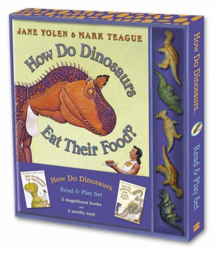 9780007242191: How Do Dinosaurs ... Read and Play Set (Play & Learn Set)