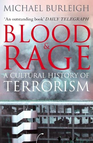 9780007242252: BLOOD AND RAGE: A CULTURAL HISTORY OF TERRORISM