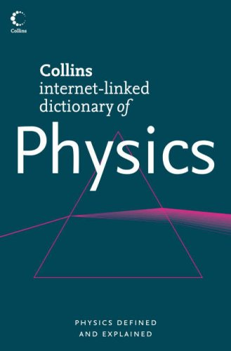 9780007242269: Physics (Collins Internet-Linked Dictionary of)