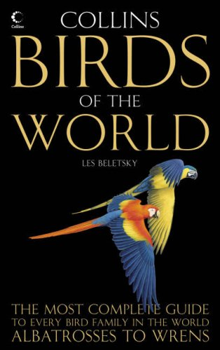 9780007242368: Collins Birds of the World: Every bird family illustrated and explained