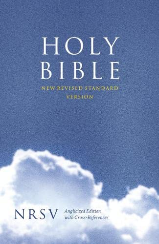 9780007242429: Holy Bible: New Revised Standard Version (NRSV) Anglicised Cross-Reference edition (Bible Nrsv)