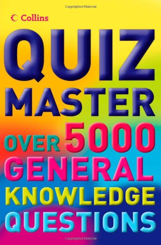 9780007242566: Quiz Master