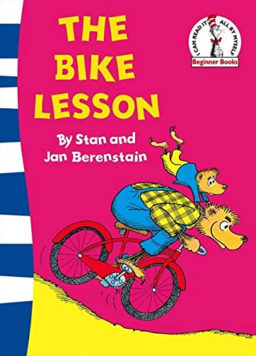 9780007242580: The Bike Lesson: Another Adventure of the Berenstain Bears (Beginner Series)