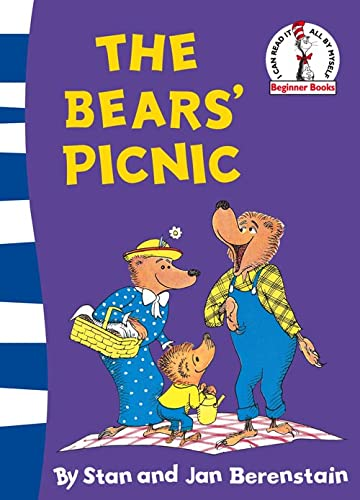 9780007242597: The Bears' Picnic: Berenstain Bears (Beginner Series)